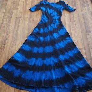 Lularoe Ana custom tie dye size small